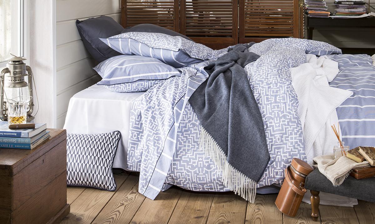 alexandre turpault s lection de linge de luxe. Black Bedroom Furniture Sets. Home Design Ideas